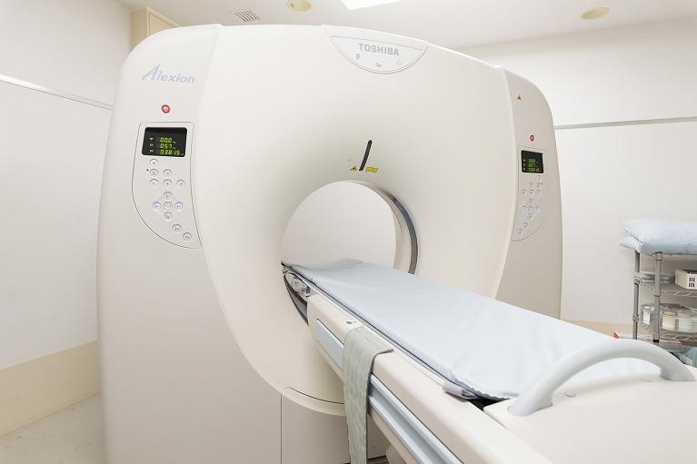 肺がんの早期発見のための胸腹部CT