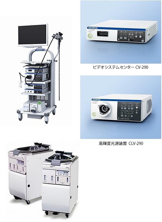 狭帯域光観察(NBI)内視鏡システム